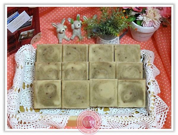 台中婕泠媽咪2次代製-甜杏仁乳香皂