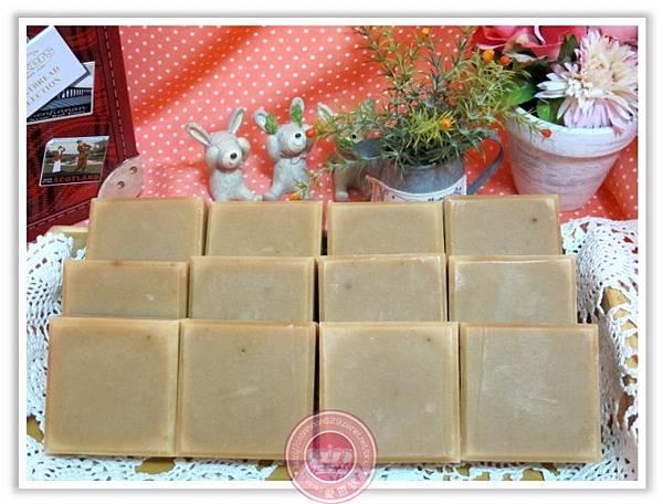 台中婕泠媽咪2次代製-玫瑰果嫩白滋養皂