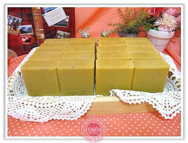 台中婕泠媽咪2次代製-嬰兒寶貝皂(平安粉)
