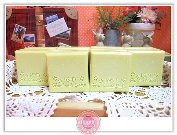 台北Phoebe甜心-100%橄欖皂