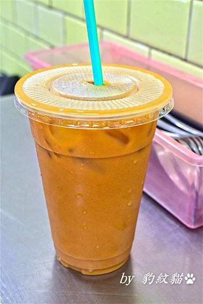 Kanokwan老麵攤泰式奶茶