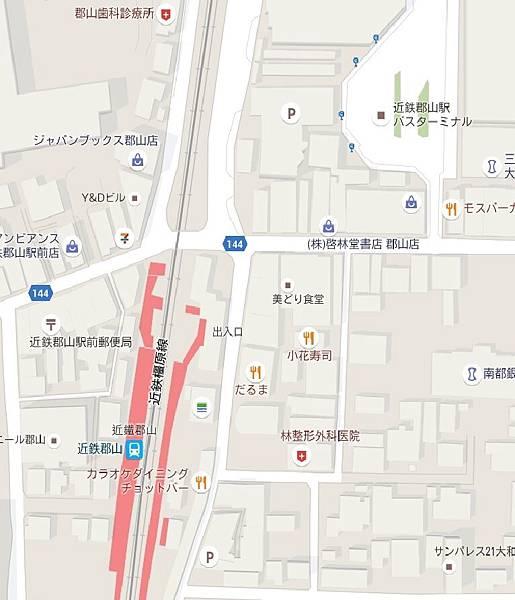近鐵郡山站.jpg