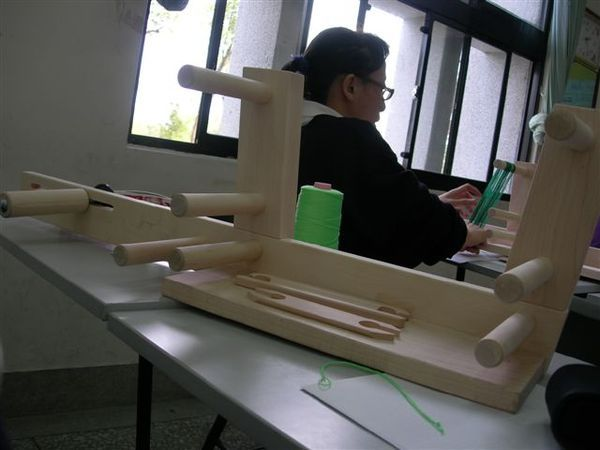 20080329織布課上課.JPG