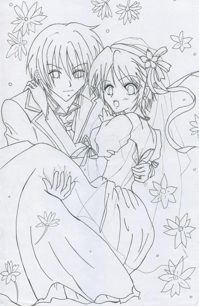 20雪洛冰-貓跟遙日的現實版結婚照.jpg