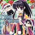 聖誕節賀圖 BY:QR