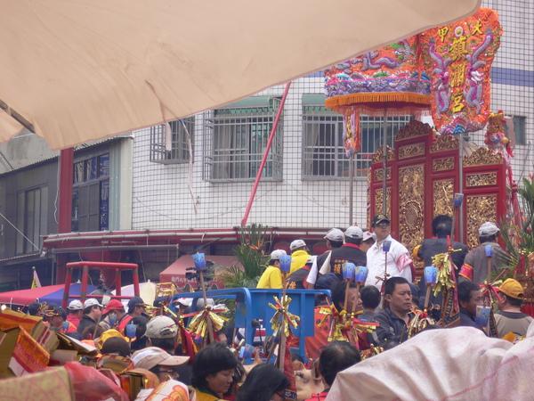 祭祖大典/廟前的街景