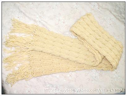 駝色麻花圍巾.jpg