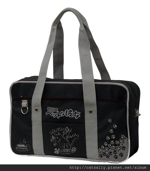 櫻花莊的寵物女孩 校園手提包 (2).JPG