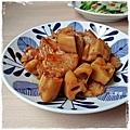 豬肉炒蓮藕(6)
