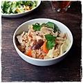 微波什錦糯米飯(98)