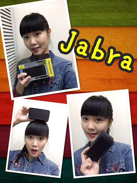 ♥Love Music♥ Love Jabra♥ Solemate mini音樂無界限