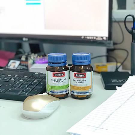 親測有效 Swisse益生菌 有助免疫力提升