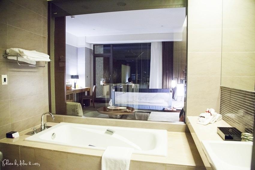 豆哥的第一次宜蘭輕旅行--晶英酒店超大水療池套房 ...