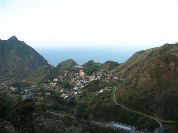 20071208_ 黃金神社上面眺望的風景.jpg