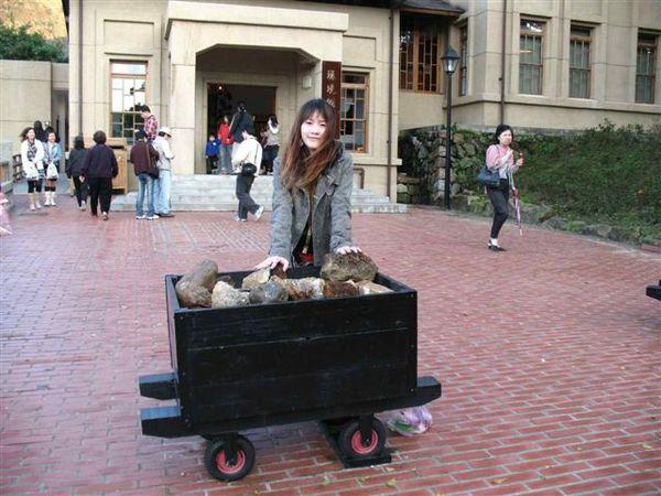 20071208_ 黃金博物館-裝金礦的推車.jpg