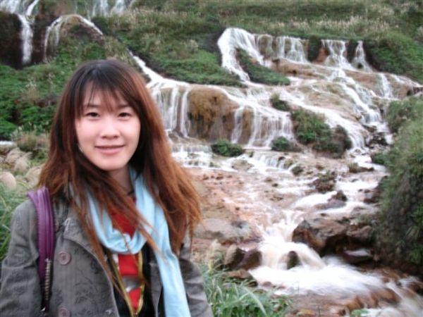 20071208_ 遊客照(真害羞)
