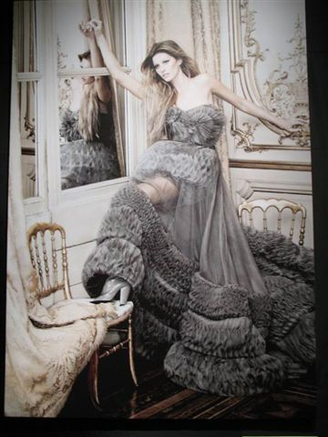 BAZAAR的時尚攝影展, 超美~~