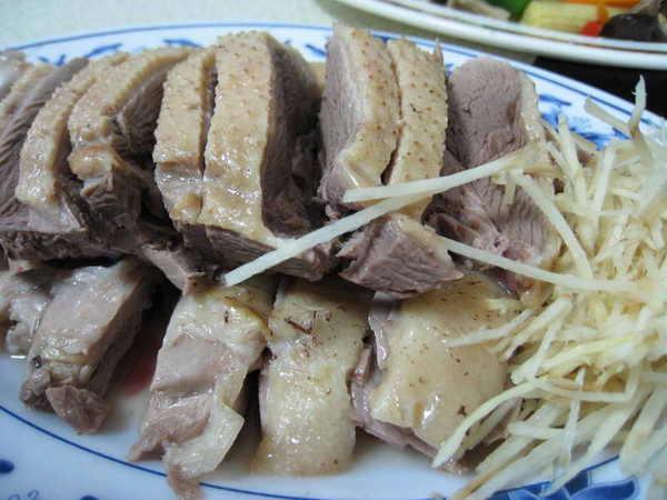 好吃的鴨肉,很入味喔