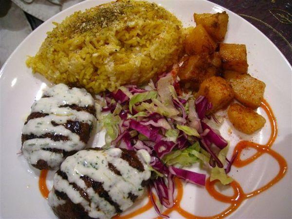20080413_ 師大夜市 巴巴卡巴巴的套餐之一