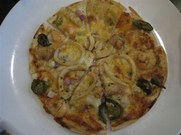 醬炒海鮮PIZZA