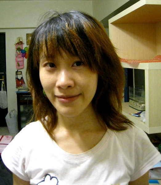 20080626染髮前正面