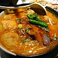 IMG_9193 小檳城南洋茶餐廳-檳城咖哩拉薩雞麵180_resize.JPG