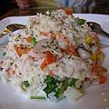調整大小 IMG_1206 天使熊-充滿紅蘿蔔的超恐怖蔬菜燉飯,讓我倒胃口.JPG