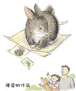 國語日報-盈帆的插畫