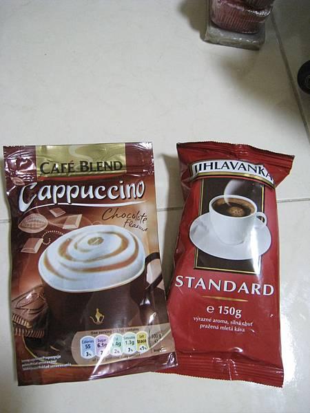 咖啡@捷克