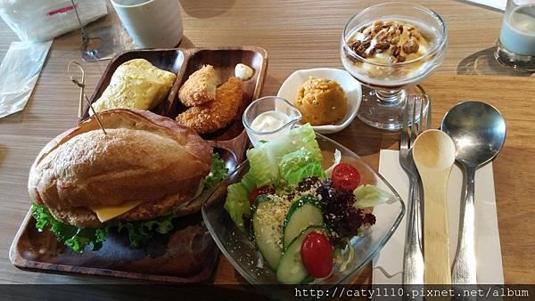 樂禾田-起司豬排軟法
