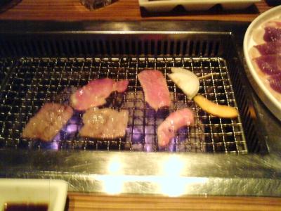 烤肉ing