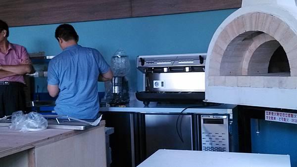 nuova SIMONNELLI Appia 2GR裝機