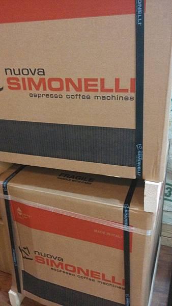 nuova SIMONELLI Appia 到貨