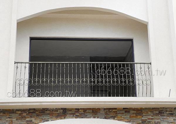 正邦鍛造-陽台欄杆D1-6052