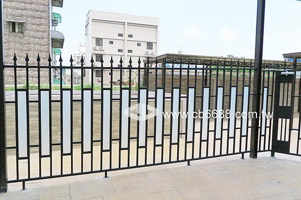 正邦鍛造-陽台欄杆D3-6014