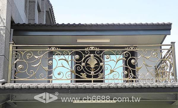 正邦鍛造-陽台欄杆D1-6049