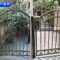 正邦鍛造門柱包框工程實績(前後對照)