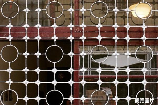 cb6688兒時回憶老鐵窗26幾何圓形1-3.jpg