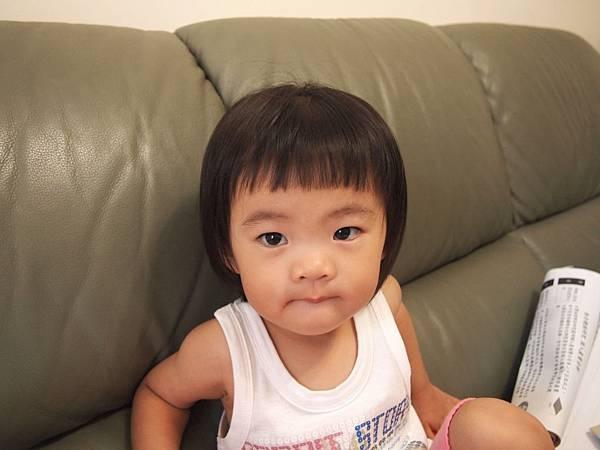 天阿~這是我女兒小葳嗎