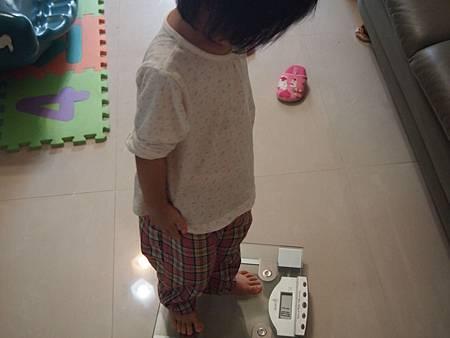 11公斤~長胖囉