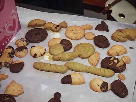 我們做的餅乾
