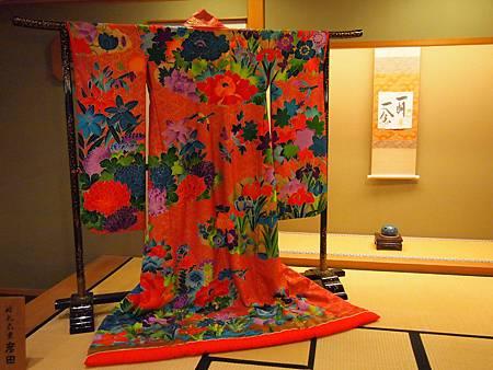 日式新娘和服