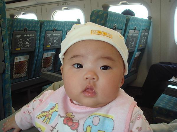 第一次坐高鐵~YA