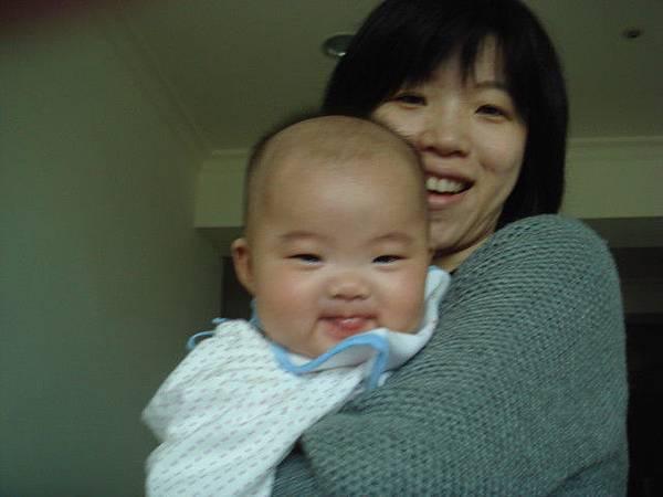 佳阿姨與小葳