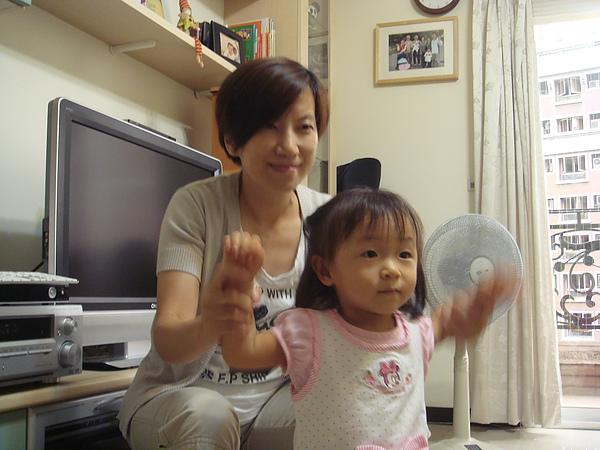 小米與吳阿姨