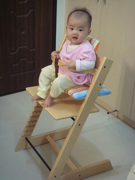 售價昂貴的高腳椅