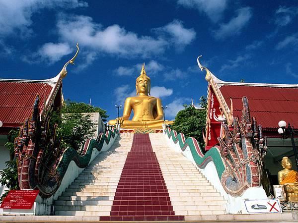 泰國佛像1