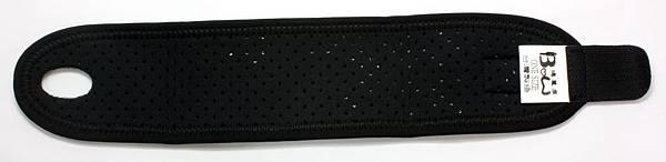 黑色套姆指護姆 背面 8-30cm