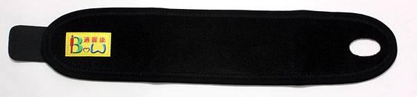 黑色套姆指護姆 正面 8-30cm