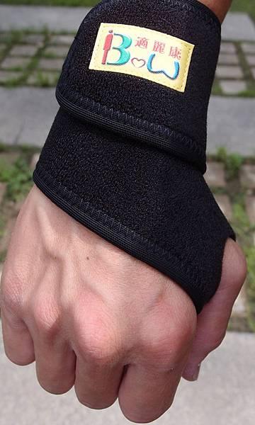 黑色套姆指護姆 單件售價150元